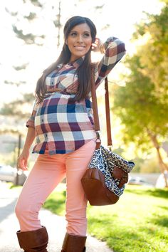 Endless chic maternity clothing ideas!! Rock the bump!