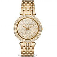 Ladies Michael Kors Darci Watch MK3398 £233