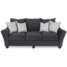 Flannel Seal Sofa. Product SKU: G-3858-SLEEP. THIS ONE TURNS INTO SLEEPER