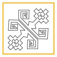 Motiflerin Gizli Dili Islamic Patterns, Ethnic Patterns, Loom Patterns, Embroidery Patterns, Carillons Diy, Navajo Print, Paint Icon, Persian Pattern, Wood Carving Patterns