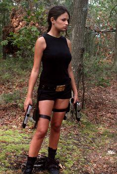 121 Best Halloween Images Tomb Raider Costume Lara Croft