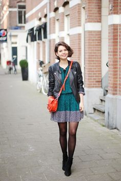 Juliette - Kitsch is my middle name - Blog Mode - Rennes: Amsterdam !