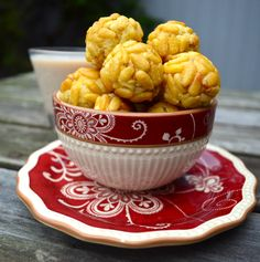 Panellets (pine nut cookies) Gluten Free Passover Cookie | May I Have That Recipe