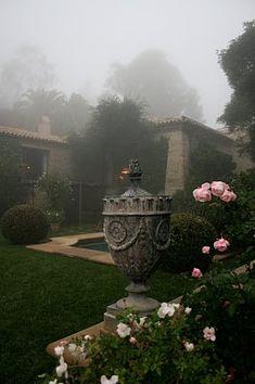 John Saladino's Villa
