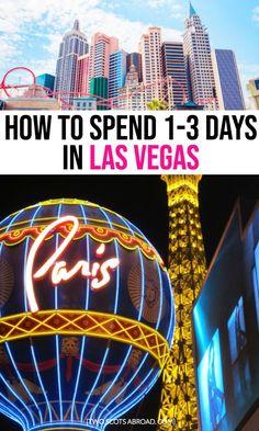 Light shows, slot machines + bottomless mimonasa! This jam-packed Las Vegas itinerary details how to spend 3 days in Las Vegas. Las Vegas Tips, Las Vegas Vacation, Vegas Fun, Vegas Packing, Packing Tips, College Packing, Vacation Packing, Travel Packing, New York Tourist