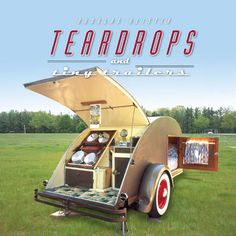Teardrop Trailers used for Sale. Teardrop Trailers Plans, Camping, Camper, Kit, How to build and Teardrop Camper Plans, Teardrop Camping, Teardrop Trailer, Teardrop Caravan, Teardrop Camper Interior, Tiny Trailers, Small Trailer, Camper Trailers, Retro Trailers