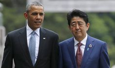 Shinzo Abe To Become First Japanese Leader To Visit Pearl Harbor | The Huffington Post