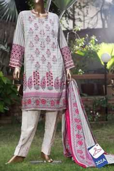6606314ef6 Bin Saeed Embroidered Stitched Shirt Dupatta 2017 | Cash on Delivery all  over UAE | WhatsApp: +92 335 321 2246