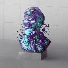 Abstracts on Behance