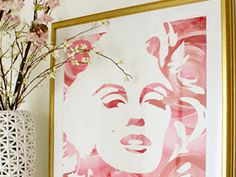 """I can't decide, but I think I like this one the best...  """"Marilyn Monroses"""" Art Print, cozamia.com"""