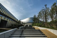 UNStudio, Qingdao World Horticultural Expo Theme Pavilion, Qingdao, Cina