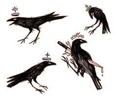 Make way for the Raven King Dessin Old School, Six Of Crows, You Draw, The Villain, Dragon Age, Homestuck, Art Inspo, Art Reference, Cool Art
