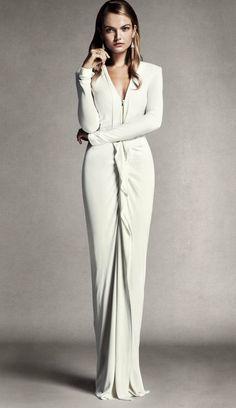 Roland Mouret Debut Bridal . Sleek & Sophisticated.