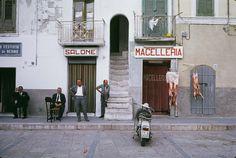 Cagnano Varano 1968: botteghe   #TuscanyAgriturismoGiratola
