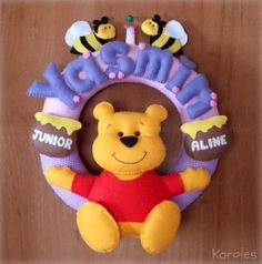 guirlanda ursinho Pooh