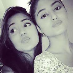 Saboor and Sajal Ali