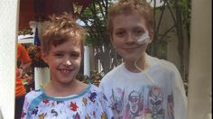 """Thomas and Quinton were the """"Berlin Buddies,"""" both using a Berlin Heart pumping devices as they awaited heart transplants at St. Louis Children's Hospital."""