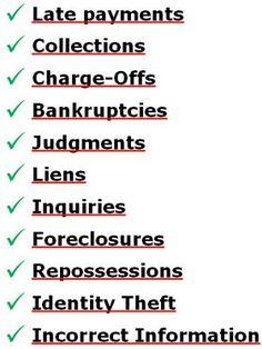 credit repair -  Free Credit Repair Information at   http://www.deletebadcreditnow.com/