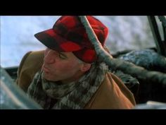 Planes, Trains and Automobiles - John Candy and Steve Martin are strangers trying to get home for Thanksgiving - super good flick!