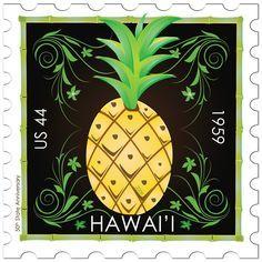 Hawaii / USA postage stamp