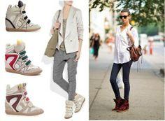 Le sneakers con zeppa sono delle calzature particolari, o si amano o si odiano perché sono voluminose, a metà tra una classica scarpa da ginnastica ed un tronchetto e, condizionate o meno dalle immagini delle fashion blogger più acclamate, in molte si sono lasciate trasportare da quest'ondata e hanno deciso di acquistare questo genere di calzature.... Ma come indossarle? Scoprilo ora >> http://www.youglamour.it/s-o-s-come-indossare-le-sneakers-con-zeppa/