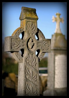In Graveyard of St. Augustine church, Dungarvan