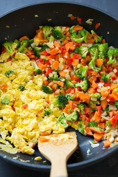 Very Veggie Fried Rice - Cooking Classy