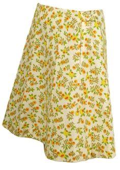 Sixties A-line Skirt