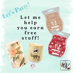 Host A Scentsy Virtual Party - Direct Sales, Party Plan and Network Marketing Companies Member Article By Wanda Kissel