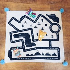 Organic Play Mat Rug for your childs room is by CoolParents