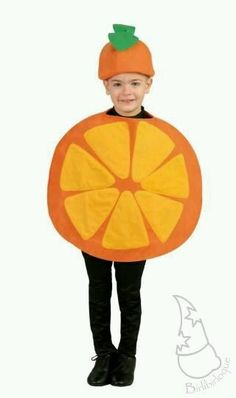 Portakal kostümü