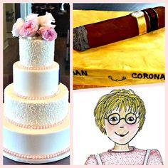 1000 Images About Hilton Head Island Custom Wedding Cakes On Pinterest