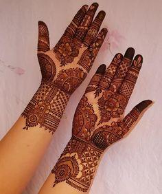 51 Impressive Diwali Mehndi Designs For Newlywed Brides Celebrating Their First Diwali Post-Nuptials Henna Hand Designs, Dulhan Mehndi Designs, Mehandi Designs, Mehndi Designs Finger, Latest Bridal Mehndi Designs, Stylish Mehndi Designs, Mehndi Designs For Beginners, Mehndi Designs For Girls, Mehndi Design Photos