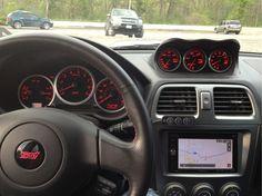 A 2007 Subaru Impreza on MobileAutoScene.com #subaru #impreza #wrx