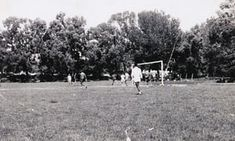 Victoria Park football fields (1968)