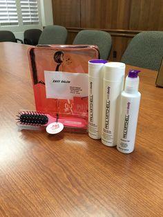 Hair Care Gift Set--Valued at $45.00--Bidding starts at $5.00