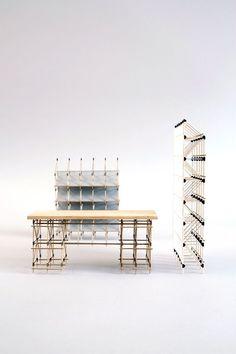 Folding Furniture, Design Furniture, Cabinet Furniture, Cool Furniture, Outdoor Furniture Sets, Outdoor Decor, Bookcase Storage, Shelving, Room Diffuser