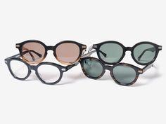 Native Sons Eyewear by Tommy O'Gara & Shinsuke Takizawa