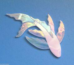 Resultado de imagen para Mermaid & Seascape pre cut stained glass art Mosaic inlay tile kits