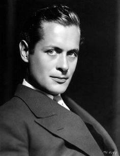 The very dashing British actor, Robert Montgomery was born today 5-21 in 1904. Many older boomers knew him for his 50s TV show Robert Montgomery Presents and watched a lot of some of his films on later 50s TV. Robert Montgomery is the 'dad' to Bewitched star Elizabeth Montgomery.  He passed in 1981.
