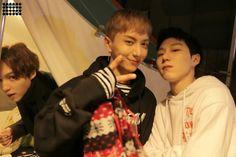 Sungho and Inho