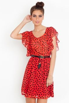 i need a new valentine's day dress! i loveeee this