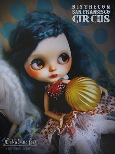 https://flic.kr/p/GMncXQ | My donation for Blythecon San Fransisco