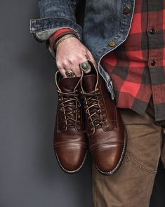 6c827a5d8e9994 Thursday Boots  mensboots Stylish Casual Outfits For Men