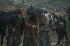 NEW HQ Stills from OUtlander Season 1 Eps 1-12 | Outlander Online