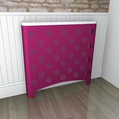 How about a pink cover from our CASA range or radiator covers