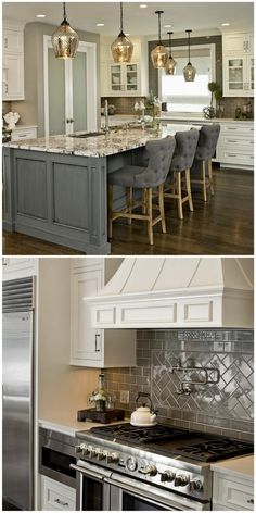 21 gorgeous modern kitchen designs by dakota shabby chic diy s