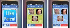 AppsUser: Like Parent, la aplicación que te indica si tu hijo se parece más al padre o a la madre