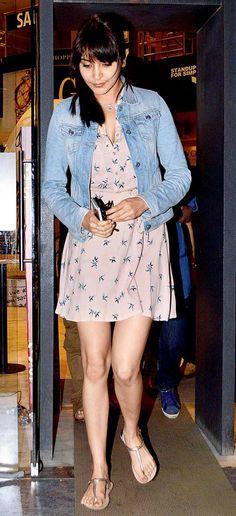 Anushka Sharma #Bollywood #Fashion