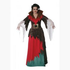 Disfraz de Bruja Mujer 2. Disfraces Halloween. Disfraces Halloween 2012. www.disfracesgamar.com